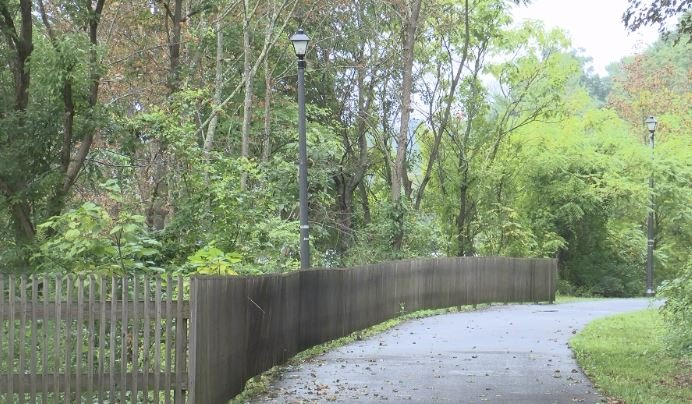 Beckley residents aren't letting a recent crime keep them off the Rails to Trails.