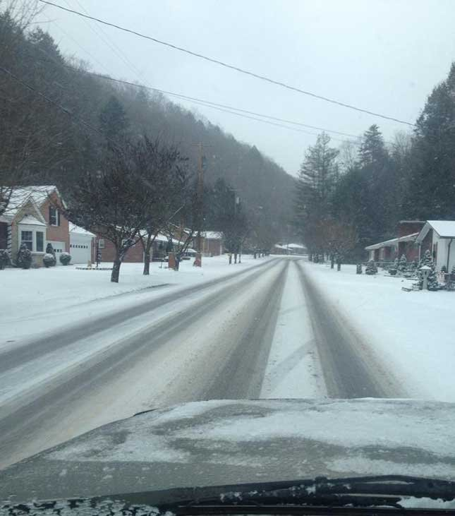 Photo from Jamie Green in Welch